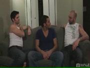 Gay Porno Orgy tube style